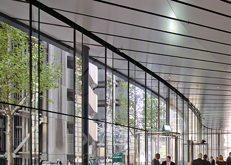 The Willis Building, City of London. Architect: Foster + Partners Photograph: ©Nigel Young/ Foster + Partners